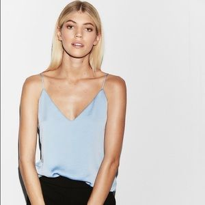 Express Downtown Camisole - Pale Blue